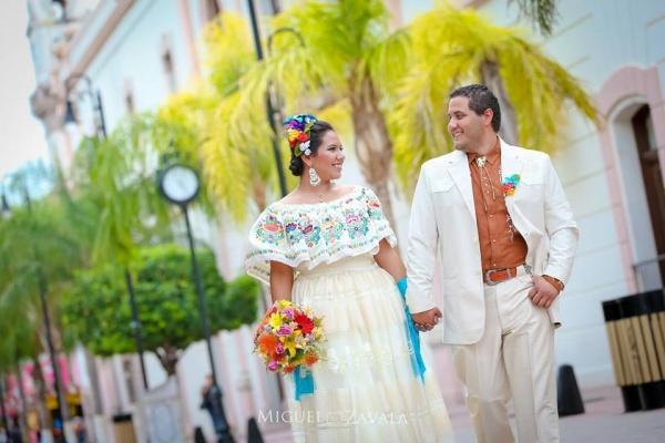 Mexican Themed Wedding Oh My Love Weddings
