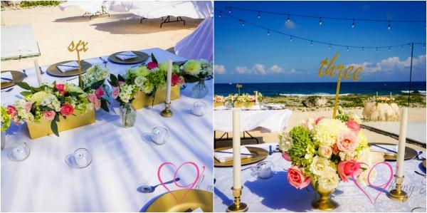 Grand Sirenis Riviera Maya wedding