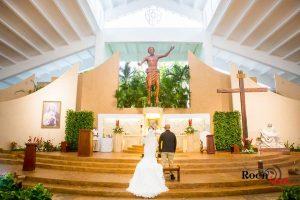 Capillas en la riviera maya, Parroquia de Cristo resucitado Cancun