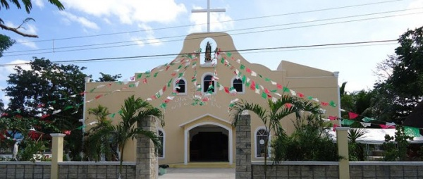 Chapel in Tulum Downtown