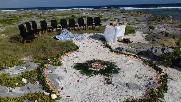 Mayan wedding, mayan ceremony
