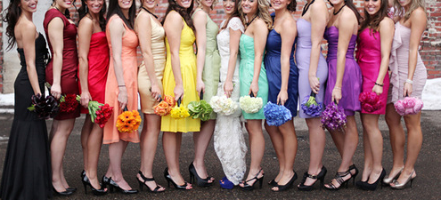 Meaning of the color of your wedding