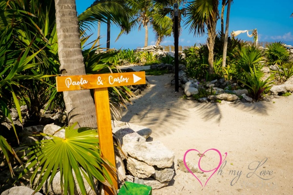 Boda Grand Sirenis Riviera Maya