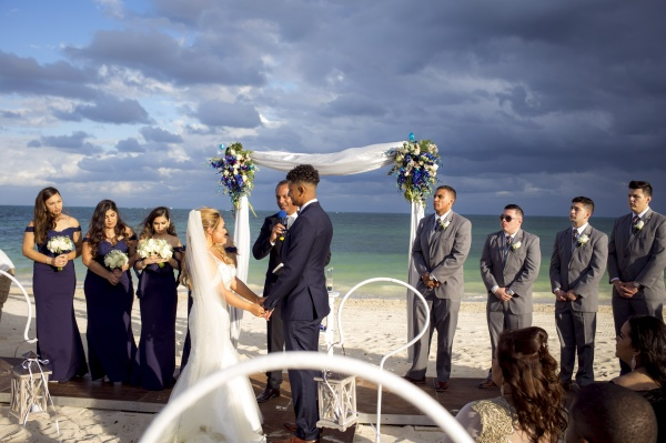 Jardin del Mar wedding