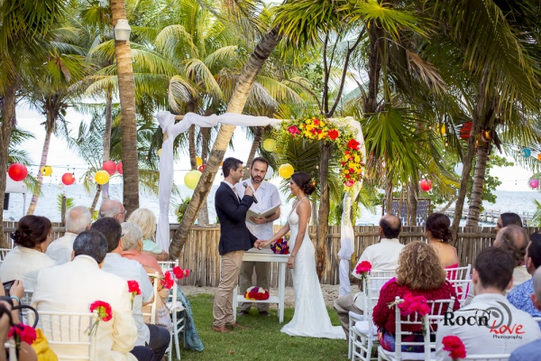 Mexican wedding ceremony