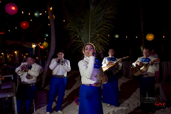 Mariachi in Mexican WEdding
