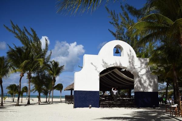 Capillas la Riviera Maya, isla pasión
