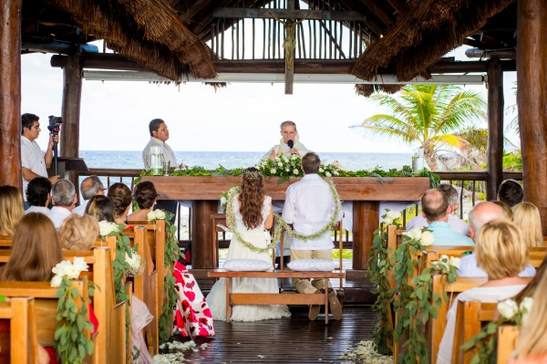 Grand Sirenis Riviera Maya weddings chapel saint marta