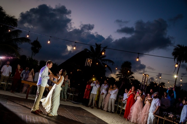 Grand Sirenis Riviera Maya weddings