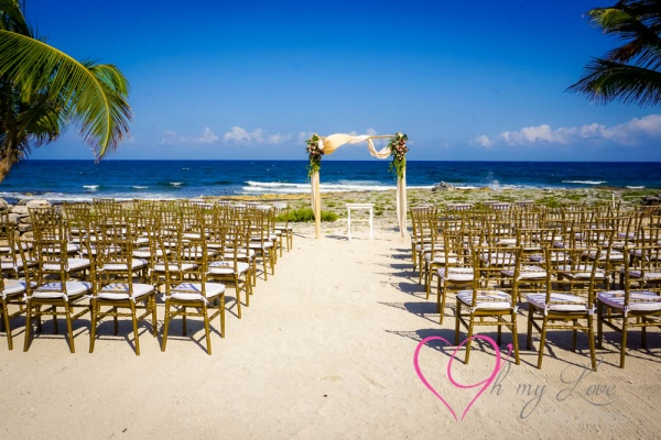 Como seleccionar el lugar para tu boda en la Rviera Maya