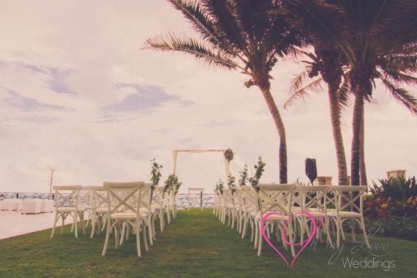 Villa La joya wedding Riviera Maya