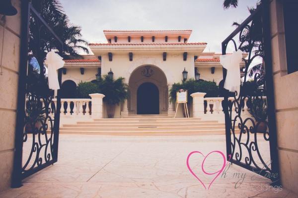 Villa la joya weddings