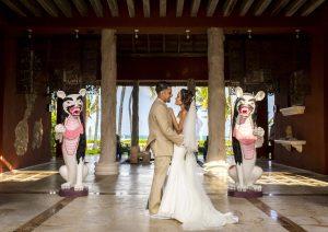 Zoetry paraiso de la bonita weddings