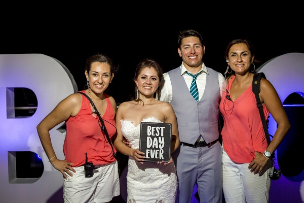 Wedding at Senses by Artisan Riviera Maya