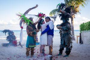 Mayan wedding Ceremony in Riviera Maya