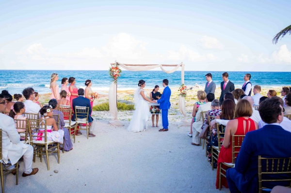 Wedding Grand Sirenis Riviera May