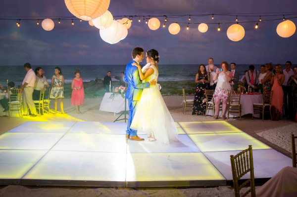 Wedding Grand Sirenis Riviera Maya