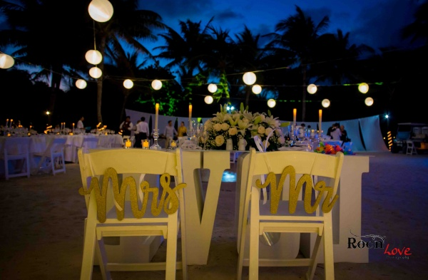 Grand palladium weddings