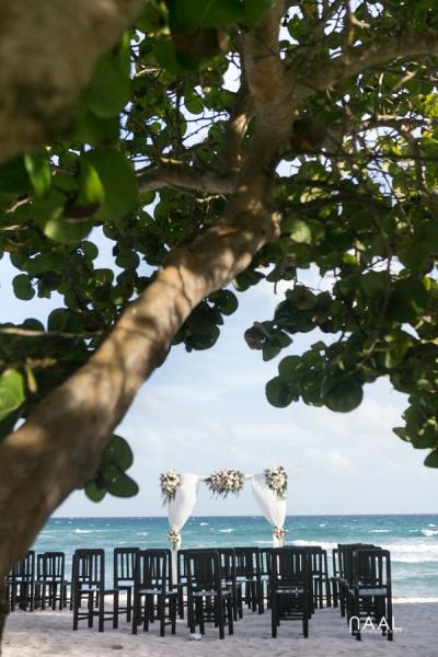 boda en blue venado riviera maya