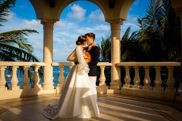 wedding venue villa la joya