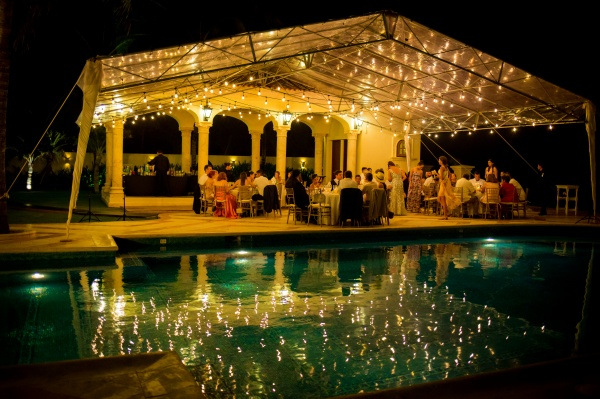 Wedding Villa la Joya venue