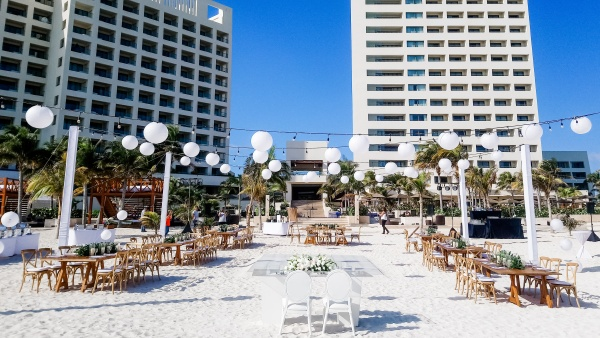 Wedding Hyatt Ziva Cancun