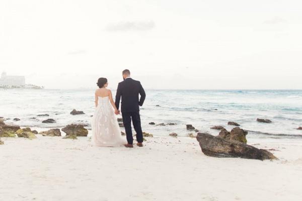 wedding planner cancun hyatt ziva