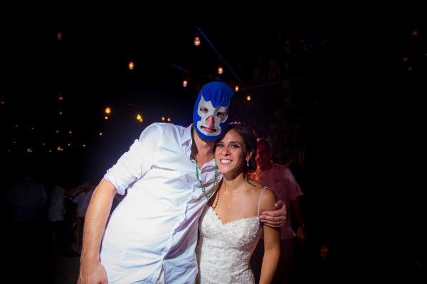 wedding punta venado