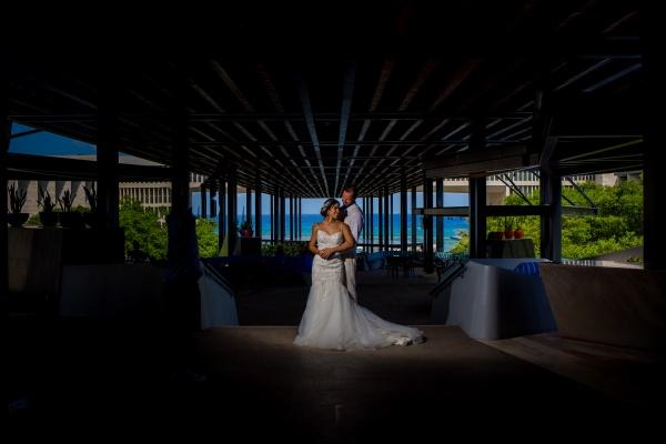 wedding grand hyatt Playa del Carmen