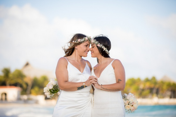 lgtb wedding senses by artisan riviera maya
