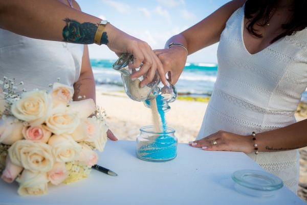 wedding senses by artisan riviera maya