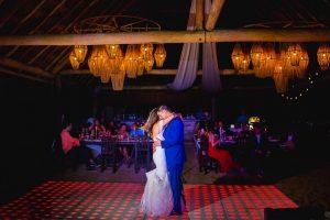 first dance punta venado venue