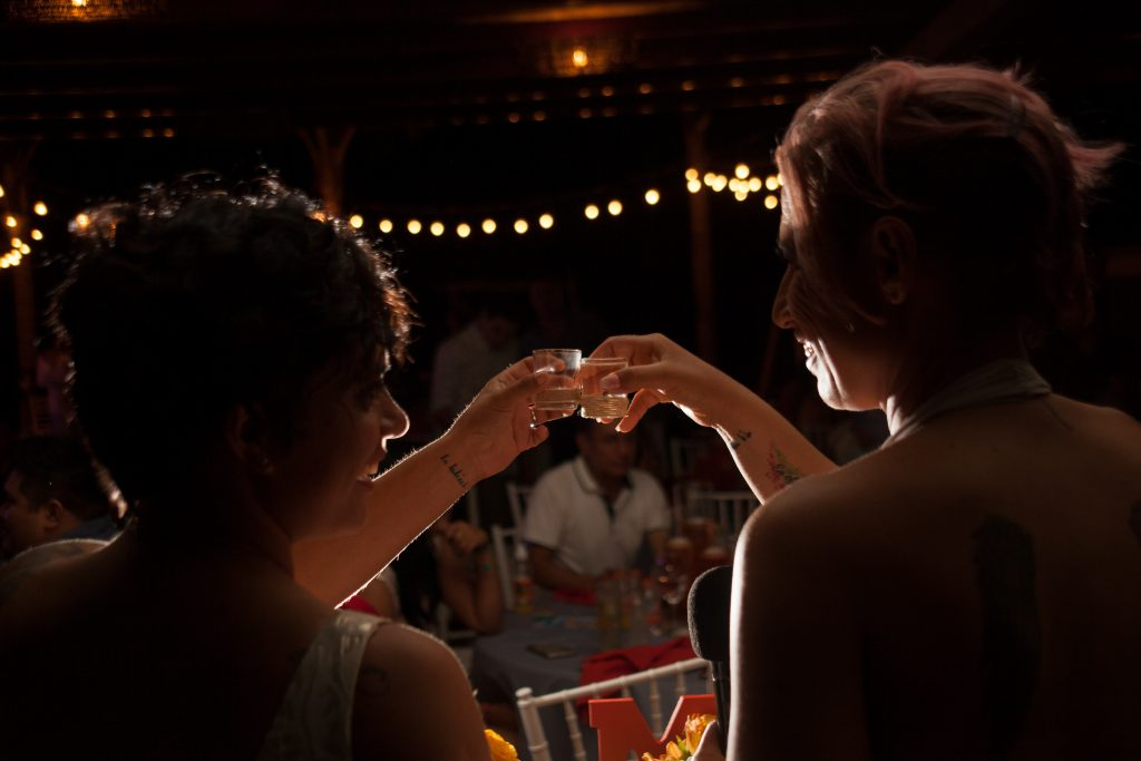 LGBT wedding Playa del Carmen