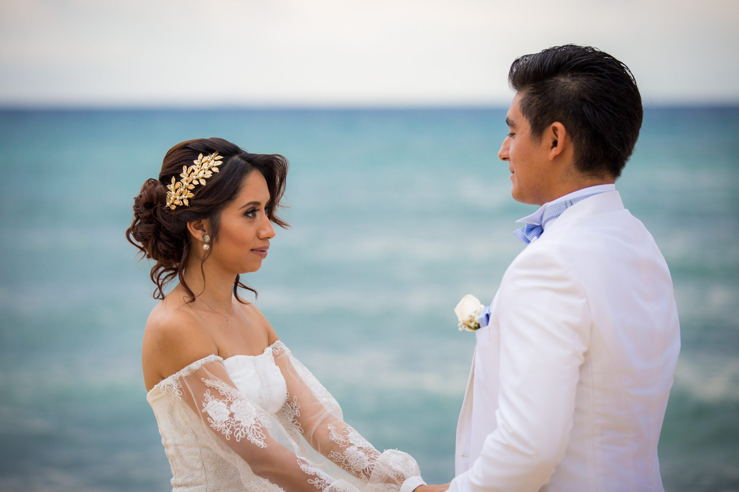 mayan ceremony wedding punta venado venue
