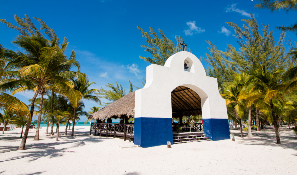 chapel isla pasion cozumel