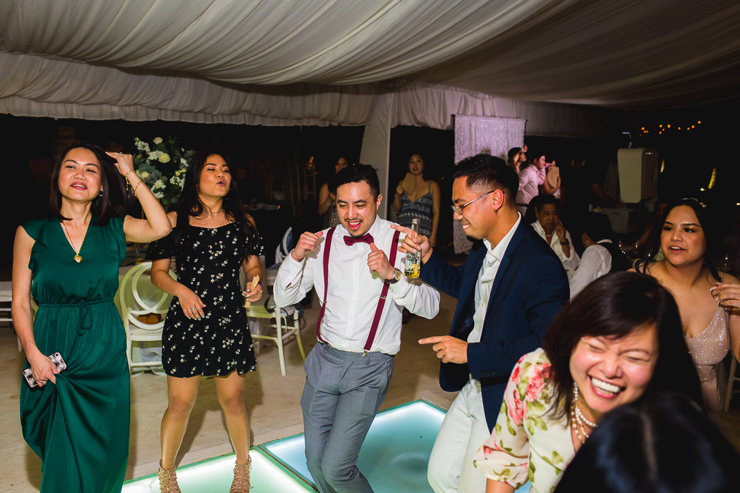 Ocean weddings Cancun