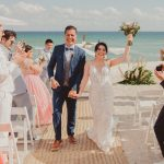 Punta Venado Beach club wedding