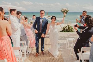 Punta Venado Beach club wedding