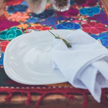 wedding-mexican-set up